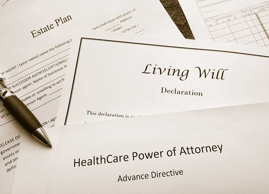 Estate Plans And Living Wills